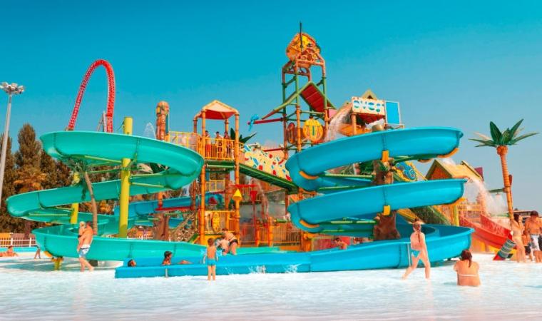 Mirabeach Amusement Park