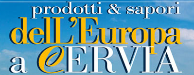Products and tastes of Europe in Cervia