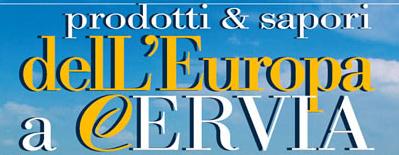 Producten en smaken van Europa in Cervia