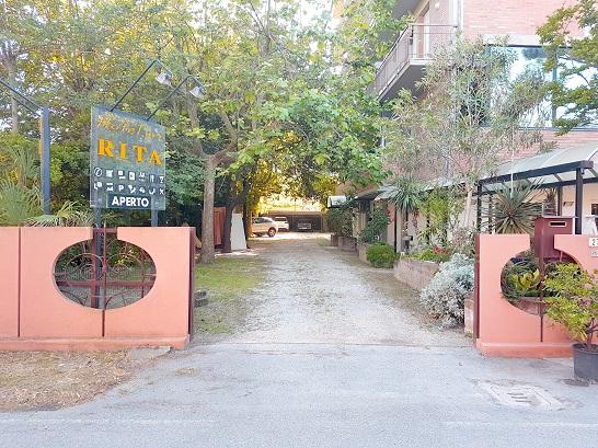 H. Rita - Eingang